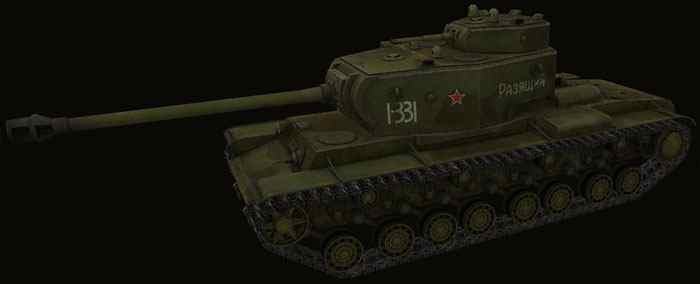 Шкурка для КВ-4 world of tanks