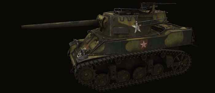 Шкурка для M8A1 world of tanks