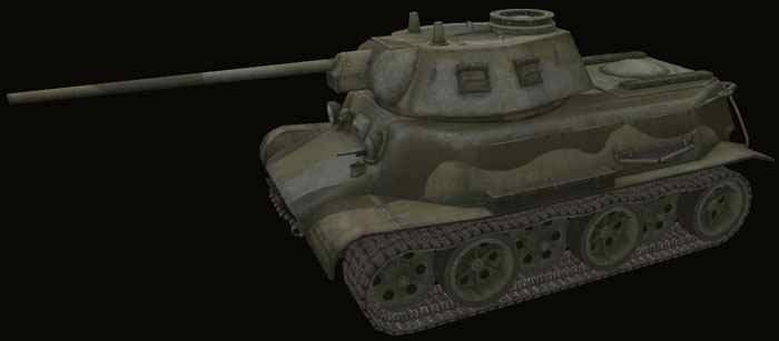 Шкурка для МТ-25 world of tanks