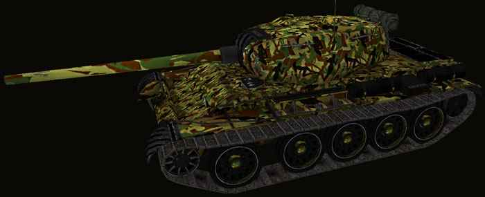 Шкурка для T-44 world of tanks