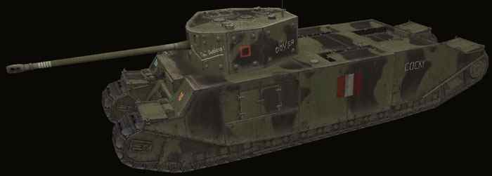 Шкурка для TOG II V world of tanks