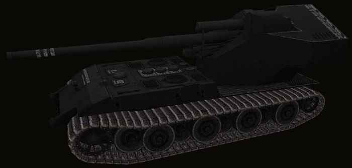 Шкурка для Waffentrager auf E 100 world of tanks