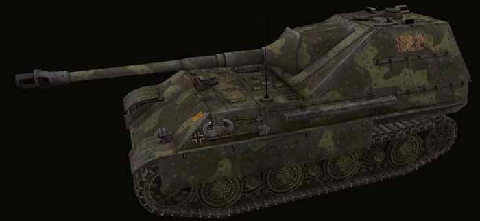 Шкурка для Jagdpanther II world of tanks
