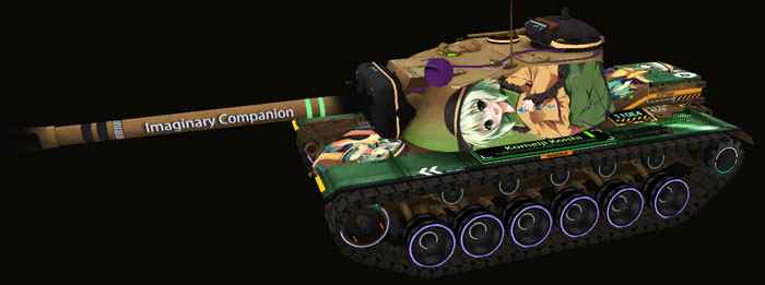 Шкурка для T110E4 world of tanks