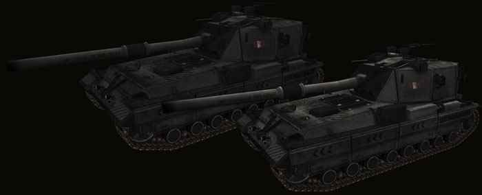 Шкурка для FV215b 183 world of tanks