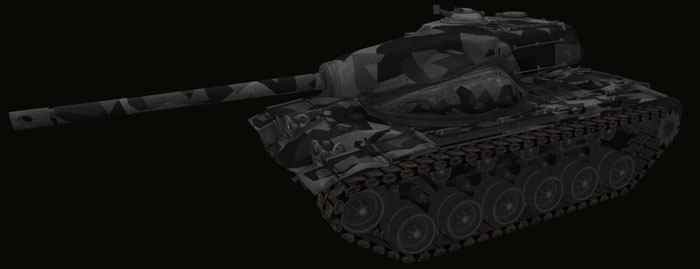Шкурка для T54E1 world of tanks