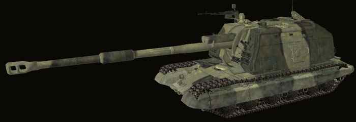 Шкурка для Bat Chatillon 155  World of Tanks