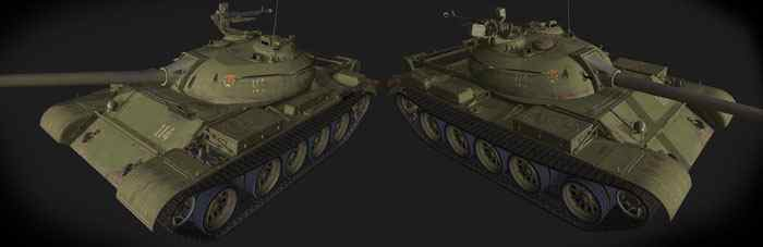 Шкурка T-54 World of Tanks