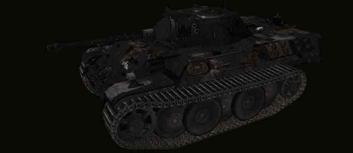 Шкурка VK1602 Leopard World of Tanks