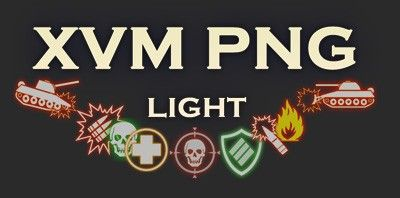 XVM Light PNG (Оленеметр) world of tanks