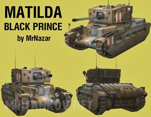 matilda black prince matchmaking The black prince can refer to two british tanks of world war 2 both were prototypes that were not accepted for regular service one was a project to upgrade the churchill tank to mount a 17 pounder gun.