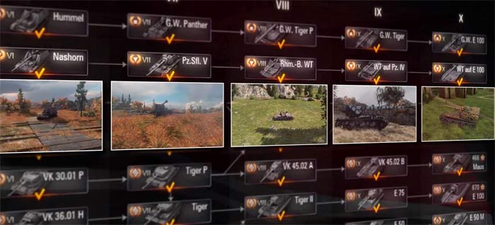 пт-сау в world of tanks 0.8.9