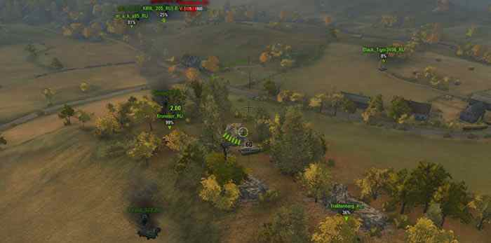зум мод для world of tanks (zoom mod)